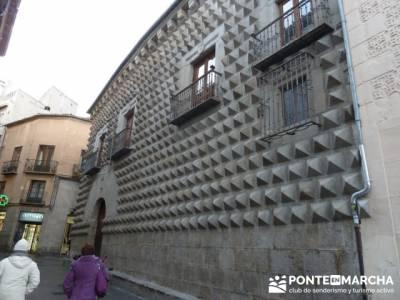 Destilería DYC y Ciudad de Segovia;club de escalada madrid;senderismo alicante grupos
